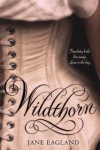 capa do livro Wildthorn