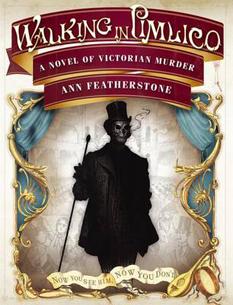 capa do livro Walking in Pimlico