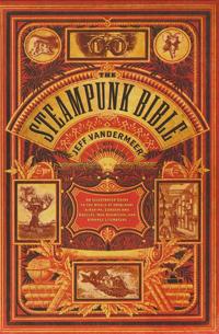 capa do livro A bíblia steampunk