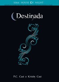 capa do livro Destinada