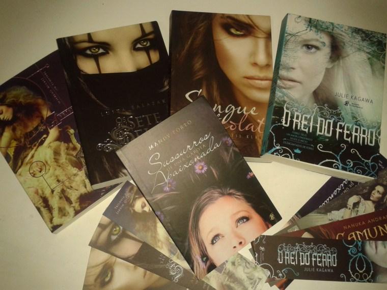livros da editora Underworld