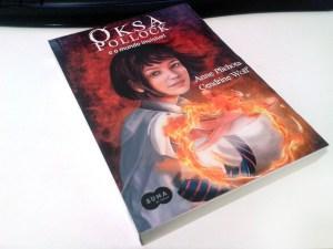 Oksa Pollock e o Mundo Invisível - série Oksa Pollock #1 - Anne Plichota, Gendrine Wolf