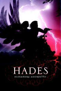 capa do livro Hades - série Halo #2