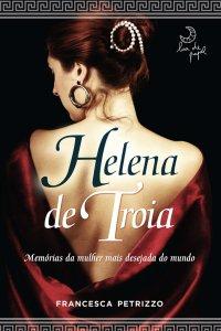 capa do livro Helena de Troia