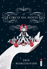 capa do livro O Circo da Noite
