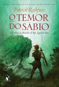 capa do livro O Temor do Sábio - A Crônica do Matador do Rei #2