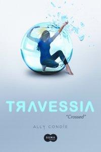 capa do livro Travessia - série Destino #2