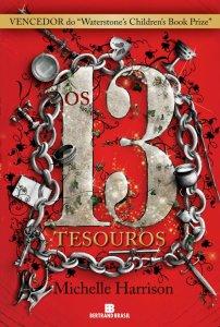 capa do livro Os 13 Tesouros
