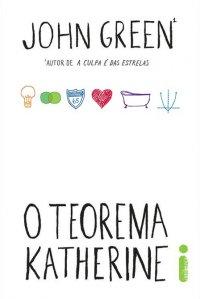 capa do livro O Teorema Katherine - John Gree