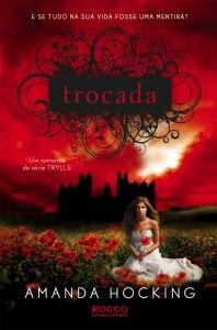 capa do livro Trocada - Amanda Hocking