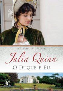 capa do livro O Duque e Eu - Julia Quinn
