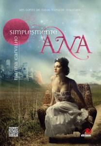 capa do livro Simplesmente Ana - Marina Carvalho