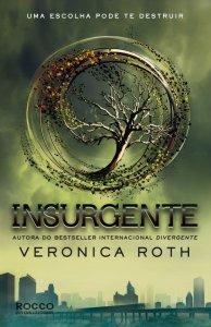 capa do livro Insurgente - Veronica Roth