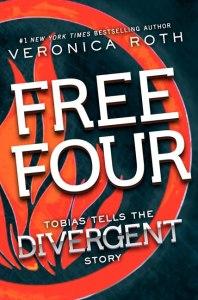 capa do conto Free Four