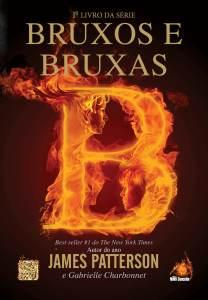 capa do livro Bruxos e Bruxas - James Paterson