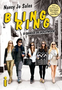 capa do livro Bling Ring: a gangue de hollywood - Nancy Jo Sales