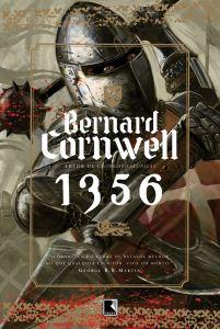 capa do livro 1356 - Bernard Cornwell