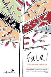 capa do livro Fale - Laurie Halse Anderson