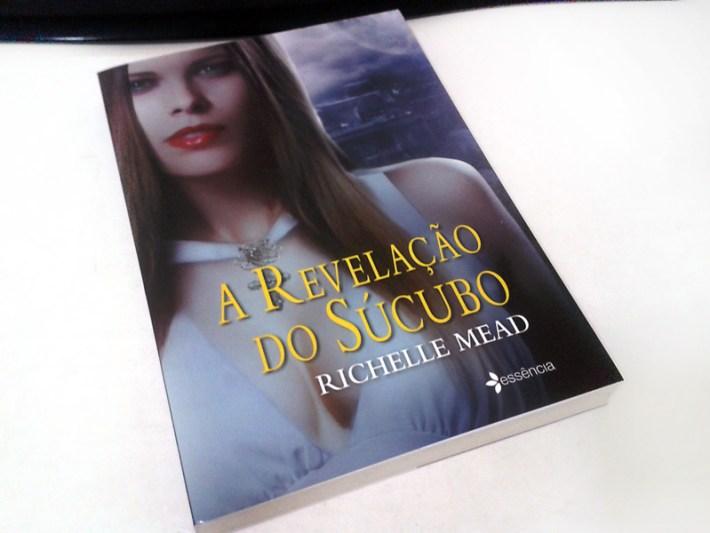 O Revelação do Súcubo - Richelle Mead