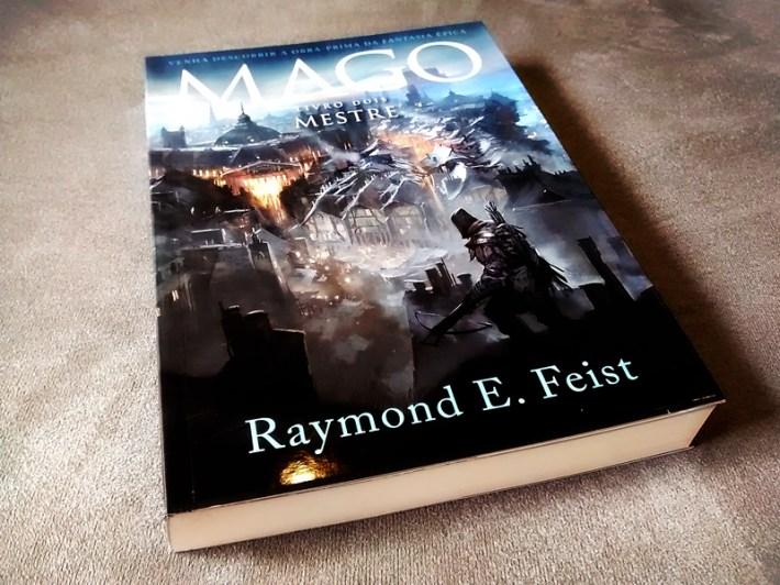Mago Mestre - Raymond E. Feist