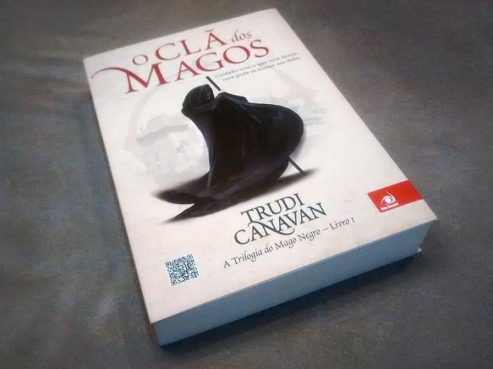 O Clã dos Magos - Trudi Canavan