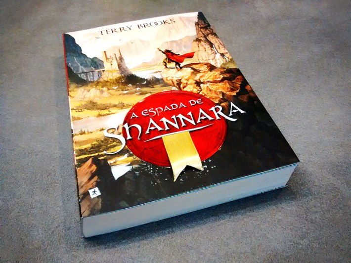 A Espada de Shannara - Terry Brooks