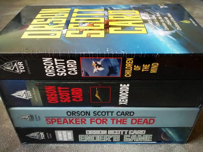 The Ender's Quartet - Orson Scott Card