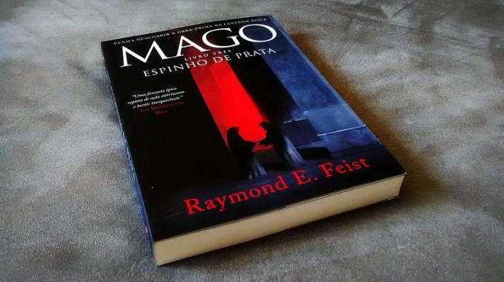 Espinho de Prata - Raymond E. Feist