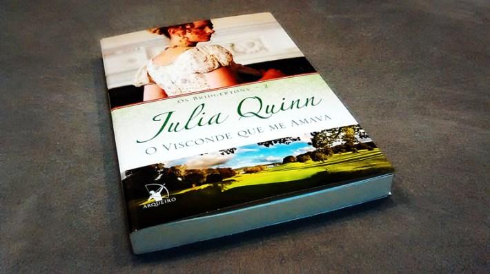 O Visconde que me amava - Julia Quinn