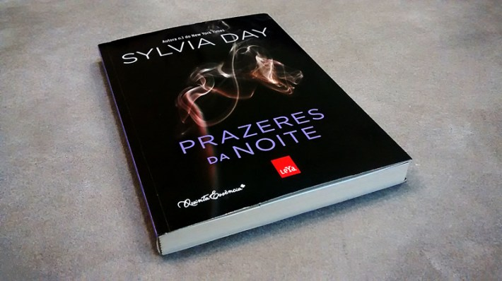 Prazeres da Noite - Sylvia Day