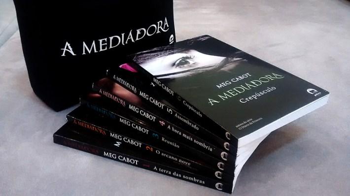 Série A Mediadora - Meg Cabot