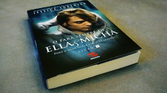 O Para Sempre de Ella & MIcha - Jessica Sorensen