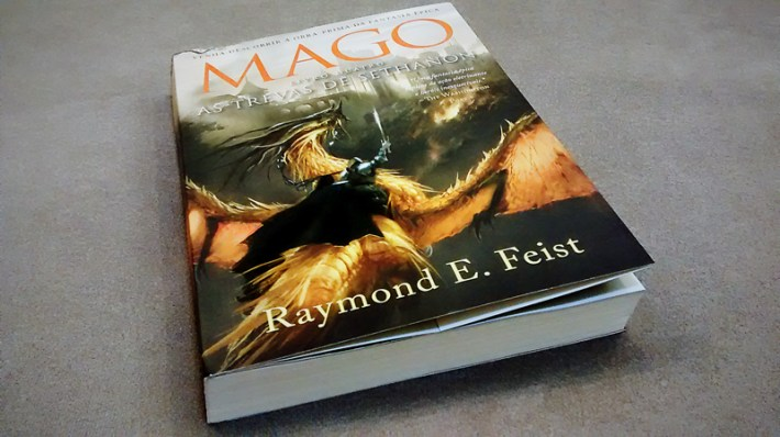 As Trevas de Sethanon - Raymon E. Feist