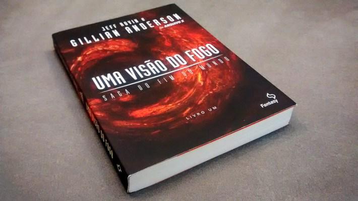 Uma Visão do Fogo - Gillian Anderson, Jeff Rovin
