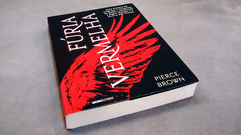 Fúria Vermelha - Pierce Brown