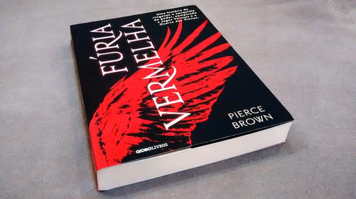 Fúria Vermelha - Pierce Brown