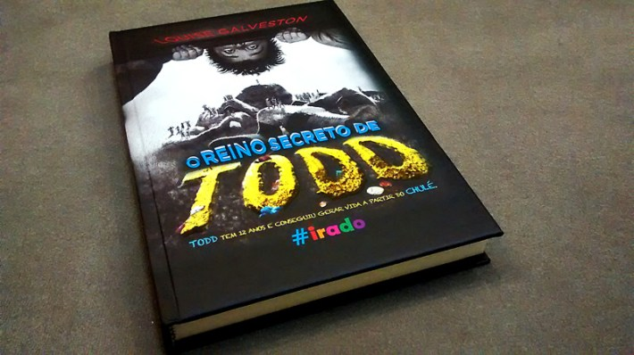 O Reino Secreto de Todd - Louise Galveston