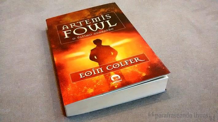 O Último Guardião - Eoin Colfer