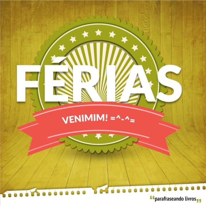 Férias Venimim! 2015