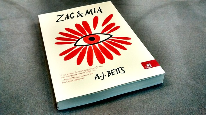 Zac & Mia - A.J. Betts
