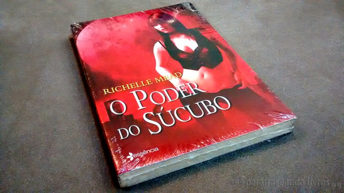 o poder do súcubo - richelle mead