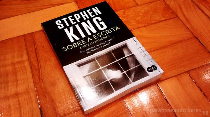 sobre a escrita - stephen king