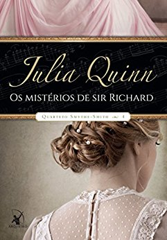os mistérios de sir richard - julia quinn