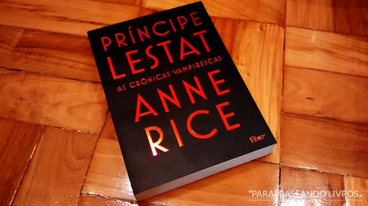 Príncipe Lestat - Anne Rice