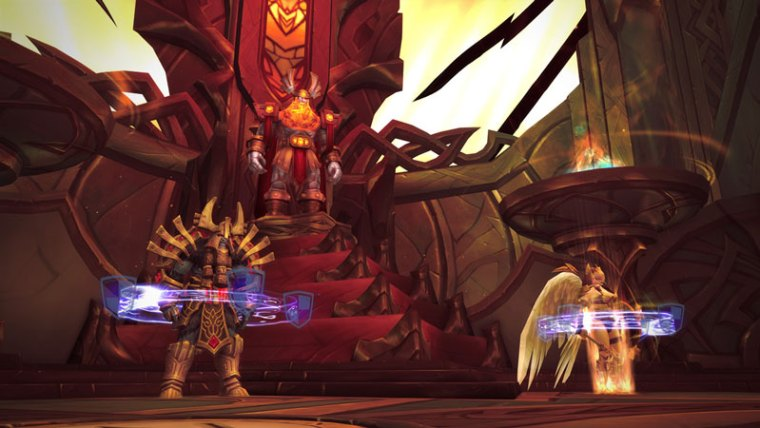 WoW - Trials of Valor - Odyn, Hymdall e Hyrja