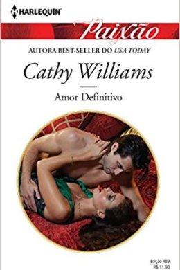 amor definitivo - cathy williams