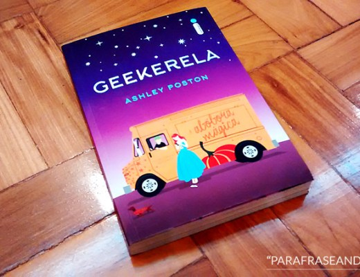 geekerela - ashley poston