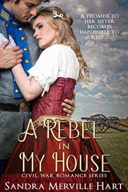 a rebel in my house - sandra merville hart