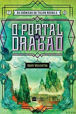 o portal do dragão - barry wolverton