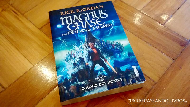 O Navio dos Mortos - Rick Riordan